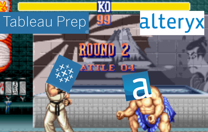 The Prep Off: Alteryx vs Tableau Prep Round 2 – Feed Me Data